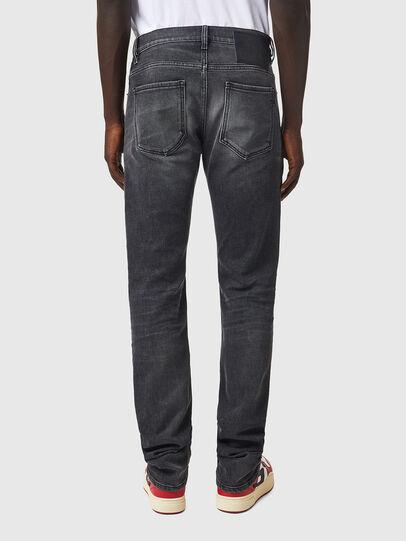 Diesel - D-Vocs 09B42, Black/Dark grey - Jeans - Image 2