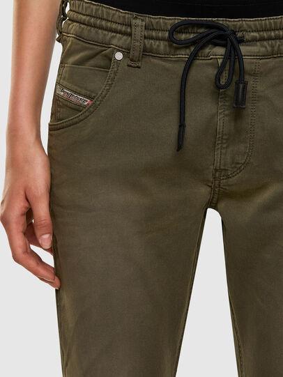 Diesel - Krailey JoggJeans® 0670M, Military Green - Jeans - Image 3