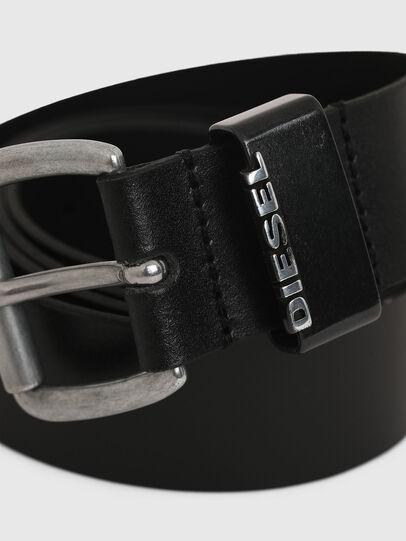 Diesel - B-ZANO, Black - Belts - Image 2