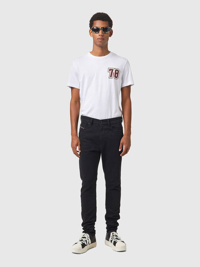 Diesel - D-Amny JoggJeans® Z9A29, Black/Dark grey - Jeans - Image 5