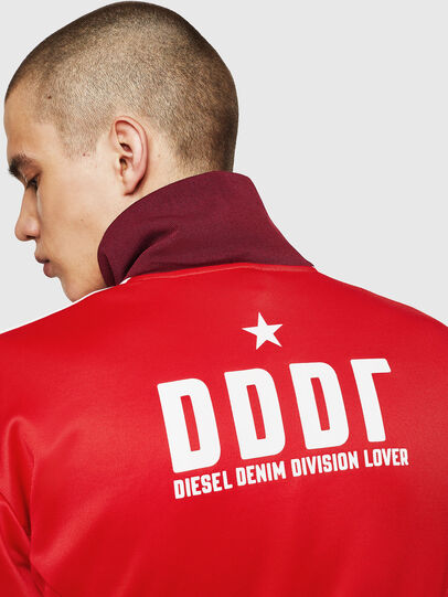 Diesel - S-ELMAR, Fire Red - Sweaters - Image 4