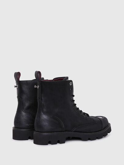 Diesel - D-KONBA CB, Black - Boots - Image 3