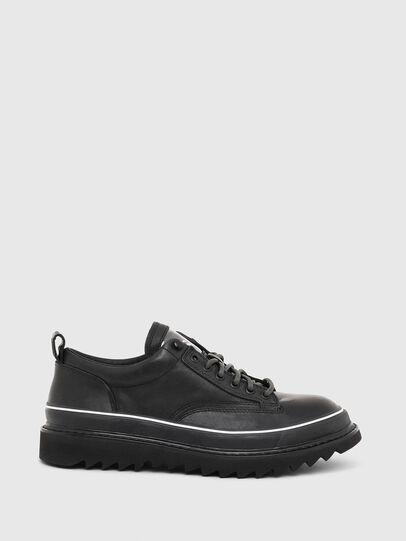 Diesel - H-SHIROKI DBS, Black - Sneakers - Image 1