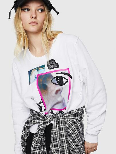 Diesel - F-LYANYDY-B,  - Sweaters - Image 4