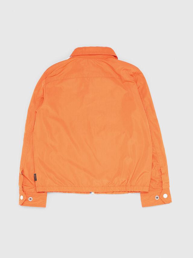 Diesel - JRIBPLAZA, Orange - Jackets - Image 2