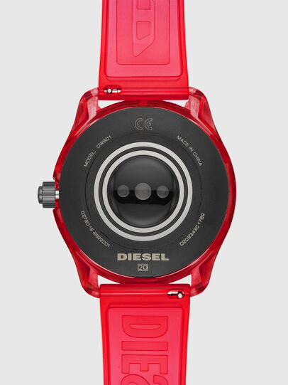 Diesel - DT2019, Red - Smartwatches - Image 4