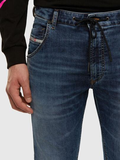 Diesel - Krooley JoggJeans 069NL, Medium blue - Jeans - Image 3