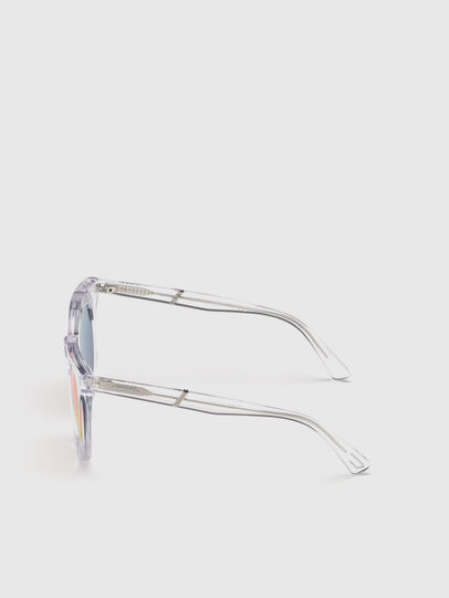 Diesel - DL0283, White - Sunglasses - Image 3