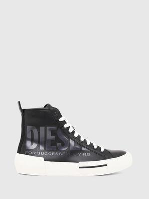 S-DESE MID CUT W, Black - Sneakers