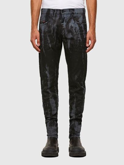 Diesel - D-Strukt JoggJeans 069QI, Medium blue - Jeans - Image 1