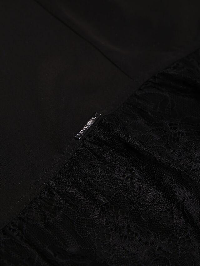 DULIA, Opaque Black