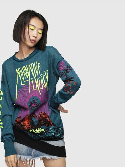 Diesel - M-LAND,  - Knitwear - Image 1