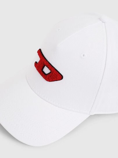 Diesel - C-DIGRA, White - Caps - Image 3