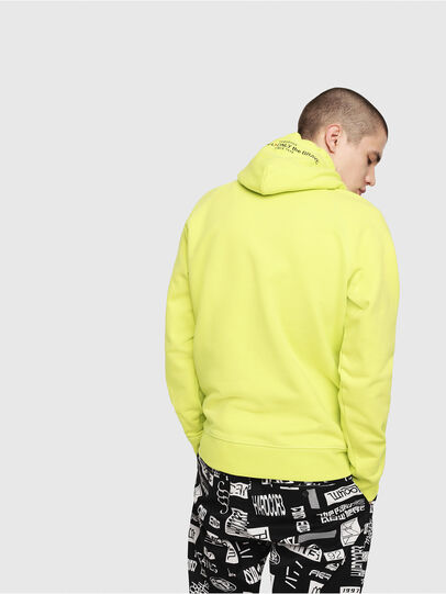 Diesel - S-GIM-HOOD-A,  - Sweaters - Image 2