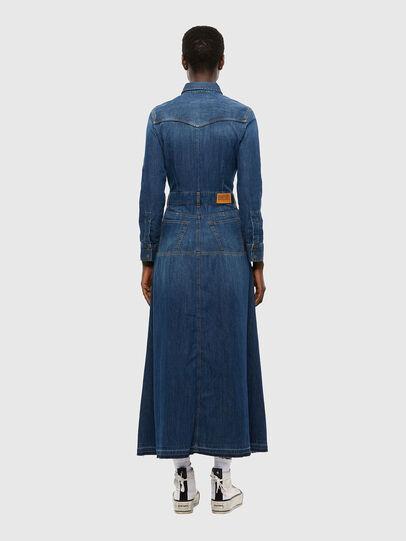 Diesel - DE-JOANNY, Medium blue - Dresses - Image 2