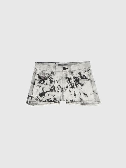 Diesel - PRIFTY, White/Black - Shorts - Image 1