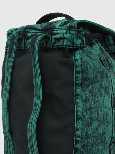 Diesel - GRAFYTI BACK, Green - Backpacks - Image 5
