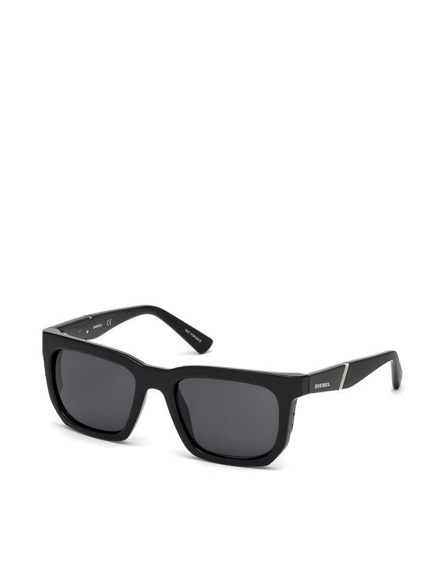 Diesel - DL0254, Black - Eyewear - Image 4