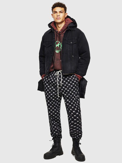 Diesel - D-SHER, Black - Winter Jackets - Image 6