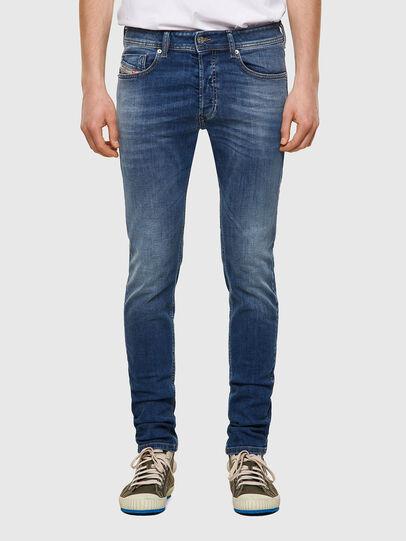 Diesel - Sleenker 09A60, Medium blue - Jeans - Image 1