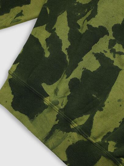 Diesel - PR-SW04, Green - Sweaters - Image 5