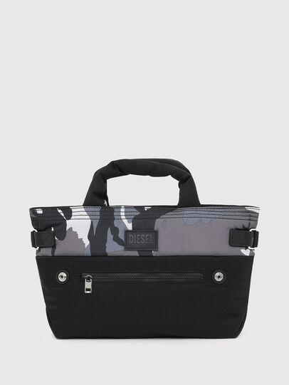Diesel - GYNEVRA, Black - Satchels and Handbags - Image 1