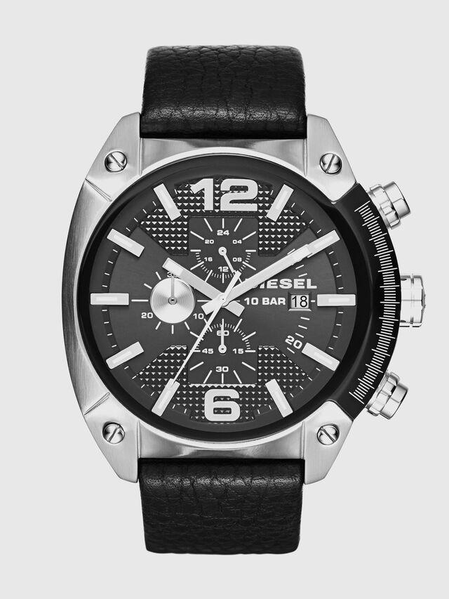 Diesel DZ4341 OVERFLOW, Black - Timeframes - Image 1