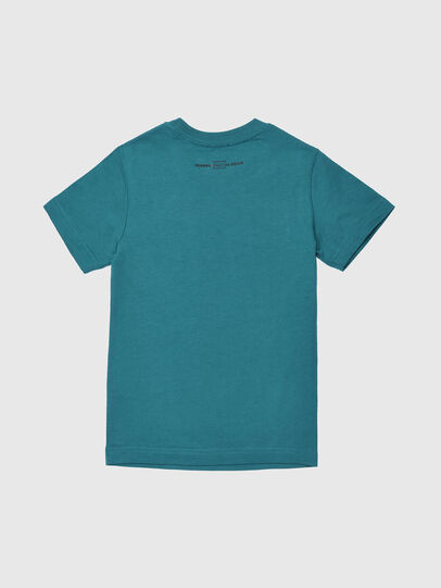 Diesel - TSILYWG, Water Green - T-shirts and Tops - Image 2