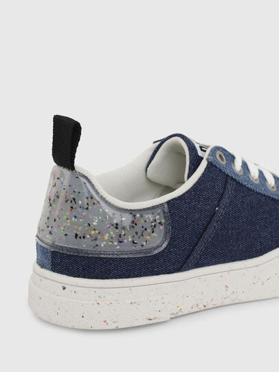 Diesel - S-CLEVER LOW LACE W, Blue - Sneakers - Image 4