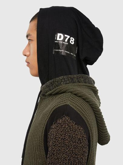 Diesel - K-CAREY, Military Green - Knitwear - Image 3