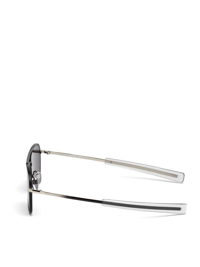 Diesel - DL0219, Black - Sunglasses - Image 3