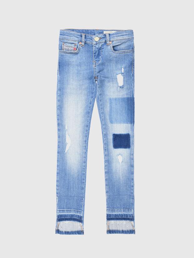 SKINZEE-LOW-J-N, Light Blue - Jeans