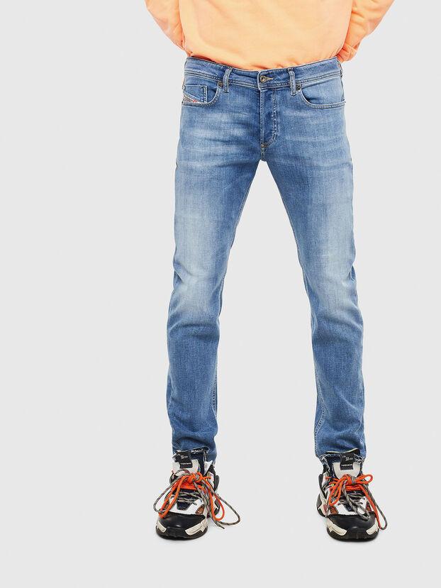 Sleenker 0095G, Light Blue - Jeans