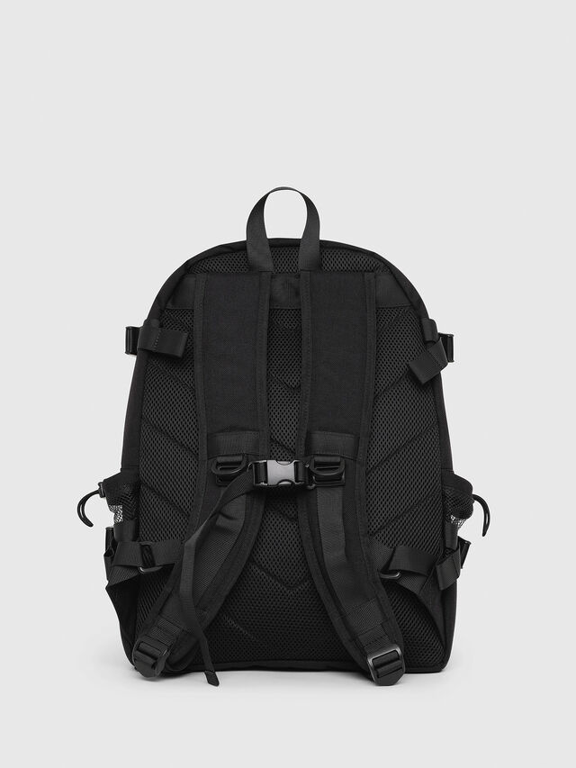 Diesel F- URBHANITY BACK, Black - Backpacks - Image 2