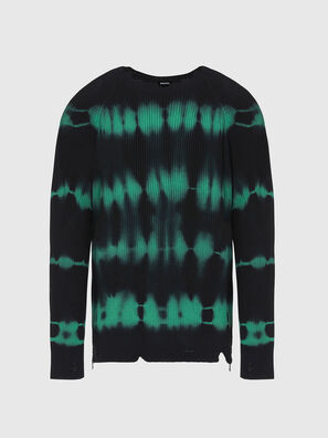 K-TONI, Black/Green - Knitwear
