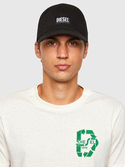 Diesel - T-JUST-N40, White - T-Shirts - Image 5