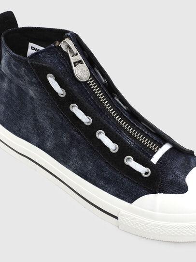 Diesel - S-ASTICO MZIP, Dark Blue - Sneakers - Image 4