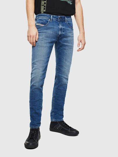 Diesel - Thommer 0097X, Medium blue - Jeans - Image 1