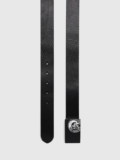 Diesel - B-MOQUE, Black - Belts - Image 3