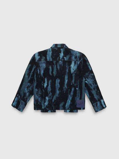 Diesel - PR-JK01, Dark Blue - Denim Jackets - Image 2