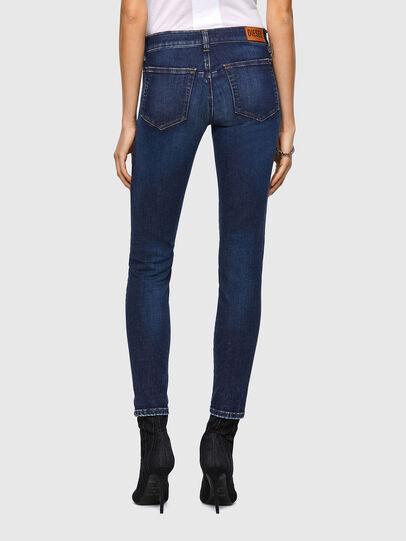 Diesel - D-Jevel 09A30, Dark Blue - Jeans - Image 2