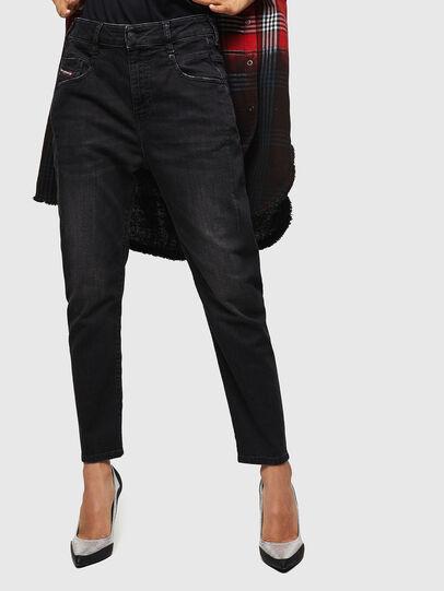 Diesel - Fayza 069BG, Black/Dark grey - Jeans - Image 1