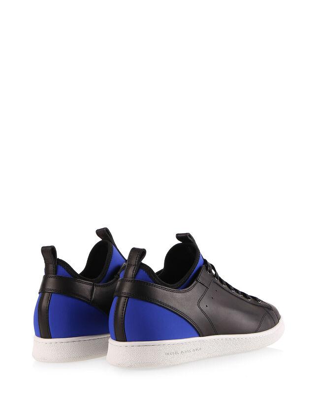 S18ZERO, Black-blue