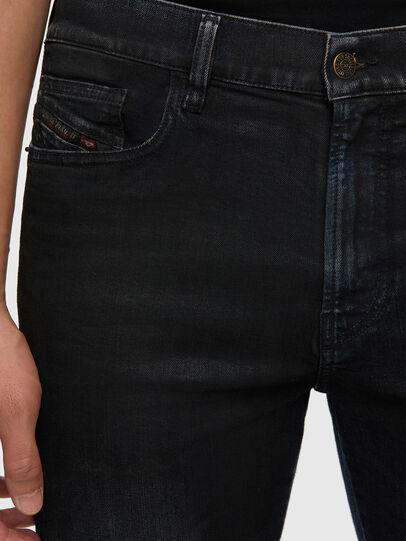 Diesel - D-Amny 069QM, Dark Blue - Jeans - Image 3