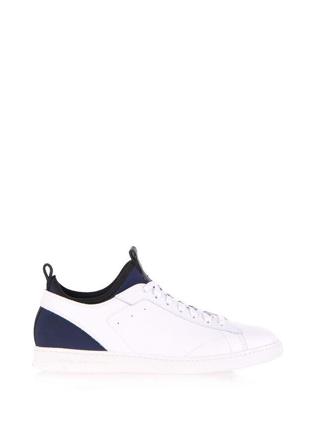 Diesel - S18ZERO, White - Sneakers - Image 1