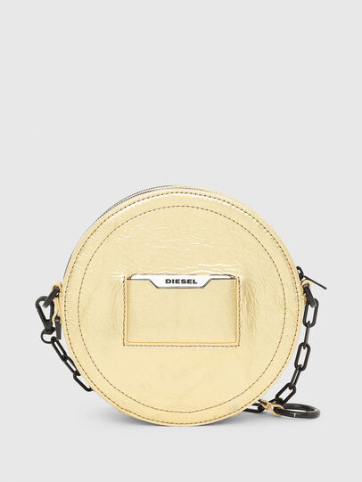 Diesel - OPHITE CHAIN, Gold - Crossbody Bags - Image 2