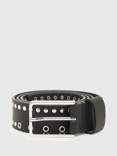 Diesel - B-ONARY, Black - Belts - Image 1