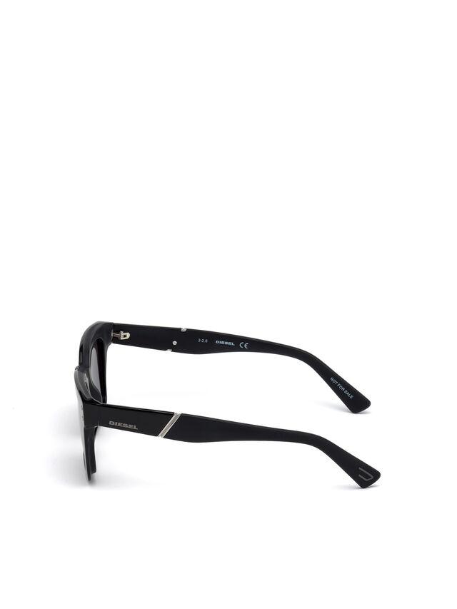 Diesel - DL0229, Black - Eyewear - Image 5