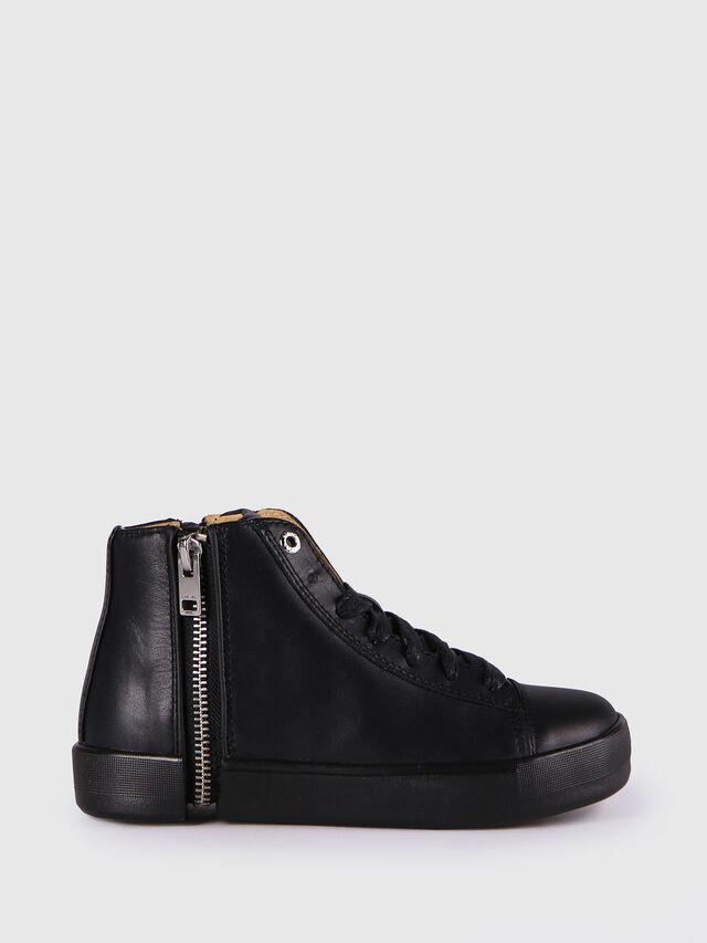 KIDS SN MID 24 NETISH CH, Black - Footwear - Image 1