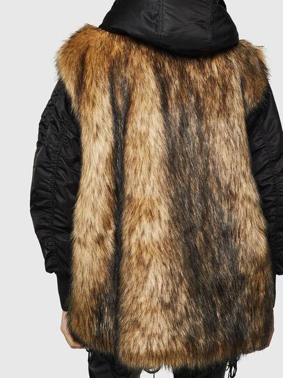 Diesel - L-ALYANA,  - Leather jackets - Image 2